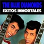 Album Éxitos inmortales (remastered) de The Blue Diamonds