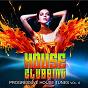 Compilation House clubbing, vol. 6 avec Muzikfabrik / Deep Criminal / Muzzaik / Sasha Alazy / Lissat...