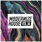 Compilation Modernize house, vol. 56 avec Chris Woods / Ricky Castelli, Pat Rich / Sweet la / Dirty Old Boyz / Noah Carter...