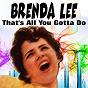 Album That's all you gotta do de Brenda Lee