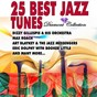 Compilation 25 best jazz tunes (diamont collection) avec Wynton Kelly / Art Blaykey & the Jazz Messengers / Eddie Lockjaw Davis & Johnny Griffin Quintet / Max Roach / Dizzy Gillespie...