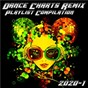 Compilation Dance Charts Remix Playlist Compilation 2020.1 avec Stefani Germanotta / Jenna Andrews / Stella Rose Bennett / Joshua Marc Fountain / Brendan Patrick Rice...