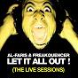 Album Let it all out (the live sessions) de Al Faris / Freakquencer