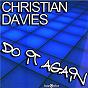 Album Do it again de Christian Davies