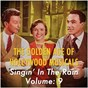 Compilation The golden age of hollywood musicals -, vol. 9 avec Fred Astaire / Company / Judy Garland / Gene Kelly / Howard Keel...