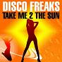 Album Take me to the sun de Disco Freaks