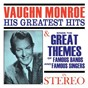 Album Vaughn monroe: his greatest hits & sings the great themes of famous bands and famous singers (in stereo) de Vaughn Monroe