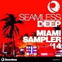 Compilation Seamless deep miami '14 sampler avec Minusblue / Graham Sahara / Dare Me / John Moss / Max Corderoy...