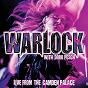 Album Live from london (live) de Warlock