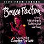 Album Live from london de Bruce Foxton