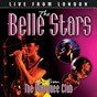 Album Live from london de The Belle Stars