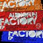 Album Factory ep de Audiofun