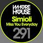 Album Miss you everyday de Simioli