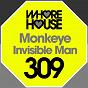 Album Invisible man de Monkeye
