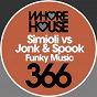 Album Funky music de Simioli, Jonk & Spook