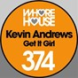 Album Get it girl de Kevin Andrews