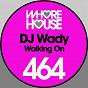 Album Walking on de DJ Wady