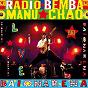 Album Baïonarena (live) de Manu Chao
