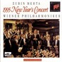 Album Neujahrskonzert / new year's concert 1995 de Zubin Mehta & Wiener Philharmoniker / Wiener Philharmoniker