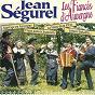 Album Les fiances d'auvergne de Jean Ségurel