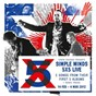 Album 5x5 live de Simple Minds