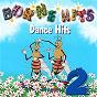 Compilation Børnehits 2 - dance hits avec Mek Pek / Bob Bob Bølle Bob / DJ Vikar / Me & My / Kjeld Nørregaard...