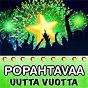 Compilation Popahtavaa uutta vuotta avec Kauko Röyhkä / Jore Marjaranta / Sami Saari / Antti Kleemola / Timo Vikkula...