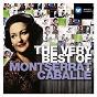 Album The very best of: montserrat caballe de Montserrat Caballé