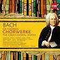 Album Bach: Die großen Chorwerke de Wolfgang Gönnenwein / Eugène Jochum / Philip Ledger / Jean-Sébastien Bach