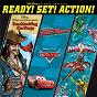 Compilation Ready! set! action! avec Joy Lynn White / Randy Crenshaw / David Jeremiah / David Wise / Craig Toungate...