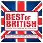 Compilation Best of british: classic hits from the 80s, 90s and 00s avec Blue / Andy Taylor / John Taylor / Nick Rhodes / Roger Taylor...