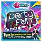 Compilation Party fun 2012 avec Mathieu Bouthier / David Guetta / Sia / Pitbull / Taio Cruz...