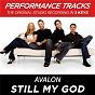Album Still my god (performance tracks) - ep de Avalon