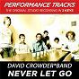 Album Never let go (performance tracks) - ep de David Crowder