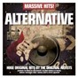 Compilation Massive hits!: alternative avec Lcd Soundsystem / The Kooks / The Dandy Warhols / Kt Tunstall / Caesars...