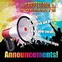 Album Announcements! de The Professional DJ