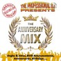 Album The anniversary mix (music, jingles & intros for birthdays...) de The Professional DJ