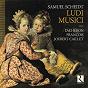Album Scheidt: ludi musici de François Joubert-Caillet / L'achéron / Samuel Scheidt