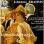 Album Brahms: liebesliederwalzer de Guy de Mey / Greta de Reyghere / Lucienne van Deyck / Huub Claessens / Jean-Claude Vanden Eynden...
