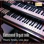 Album Hammond organ solo (live) de Thierry Smets