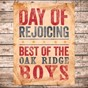 Album Day of rejoicing - best of (rerecorded) de The Oak Ridge Boys