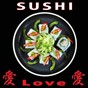 Compilation Sushi love, vol. 1 avec Françis Lai / A Visions of Panorama / Triskell / Beach Messiah, George Solar / Levan J...