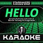 Album Hello (radio edit, originally performed by martin solveig, dragonette) de Starmakers Karaoke Band