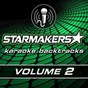 Album Starmakers karaoke backtracks, vol. 2 de Starmakers Karaoke Band