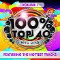 Compilation 100% top 40 hits 2013, vol. 1 avec DJ Ferdy Ferd / DJ Lebo / Jay Noah / Michelle Madison