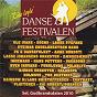 Compilation Dansefestivalen sel, gudbrandsdalen 2010 - råte løyle' avec Ole Ivars / Sogns / Steinar Engelbrektson Band / PK & Dansefolket / Anne Nørdsti...