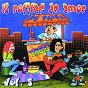 Compilation 15 rolitas de amor, vol. 5 avec La Otra Cara de Mexico / Liran' Roll / California Blues / Interpuesto / Toma II...