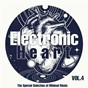 Compilation Electronic heart, vol. 4 (the special selection of minimal music) avec Carlo DI Bari / Rem Frequency / Lambo Box / Sweep / Minimal Boy...