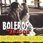Compilation Boleros & valses (inolvidables) avec Los Quechuas / Los 3 Rodriguez / Carlos Julio Ramirez / Lucia Herron / Billy Pontoni...