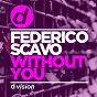 Album Without you (radio edit) de Federico Scavo